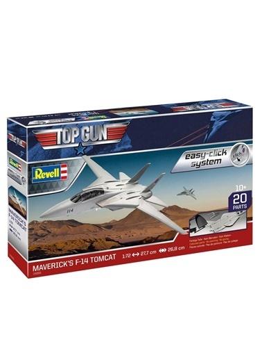 Revell  Maket Maverick S F-14 Tomcat Top Gun Vsu04966 Renkli